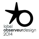 logo label de l'observeur