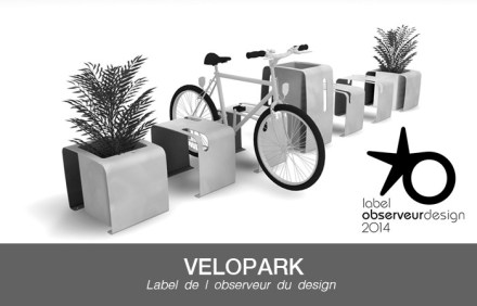 velopark label